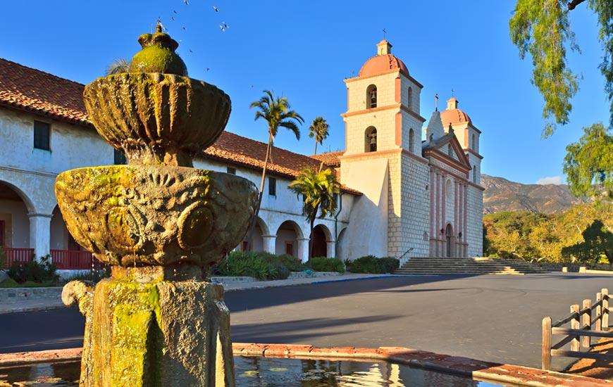 Mission Santa Bárbara