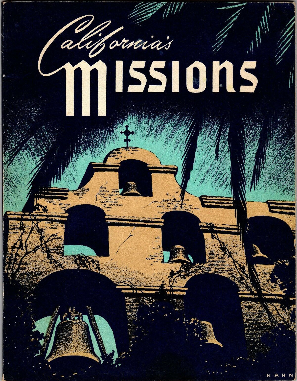 California Mission Trails Association, LTD Book