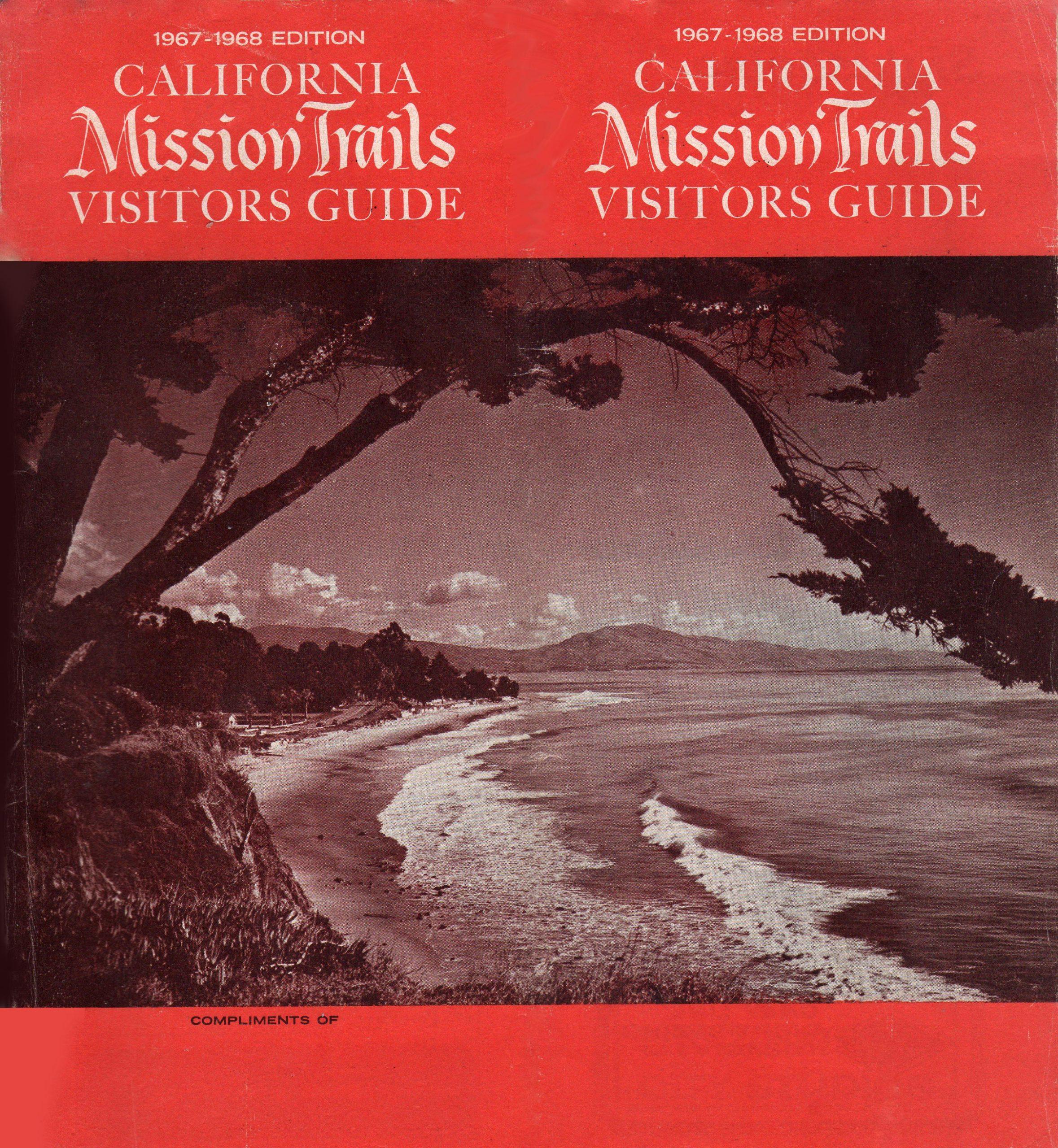 Mission Trails Visitors Guide 1967-1968