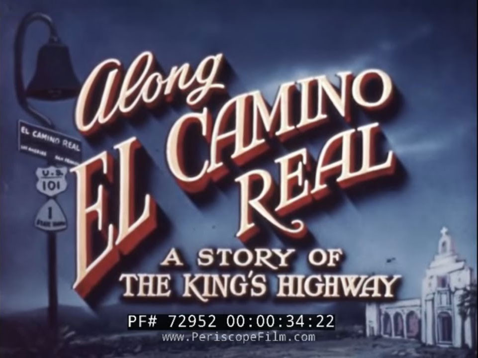 California Mission Trails Association Movie