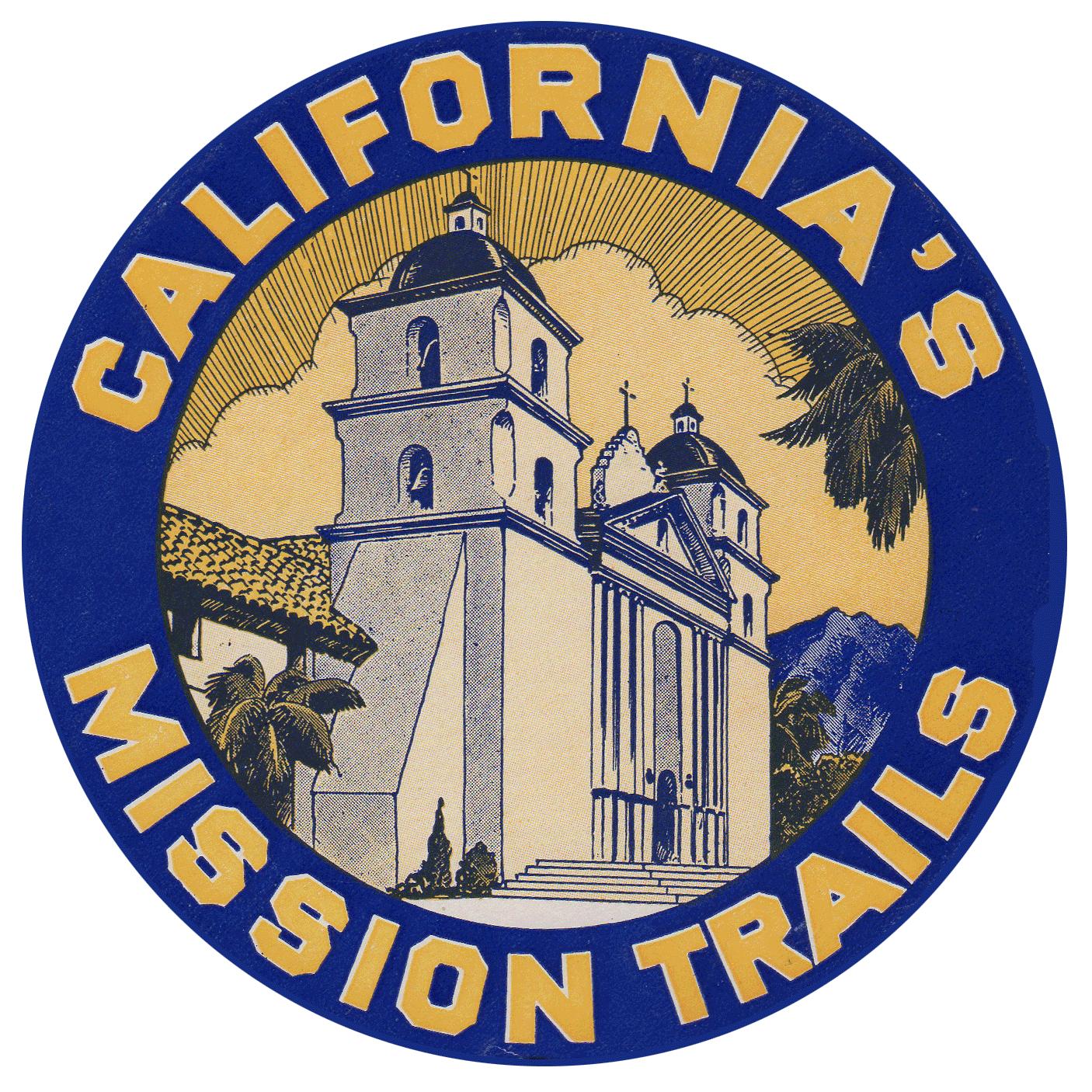 California Mission Trails Association Logo