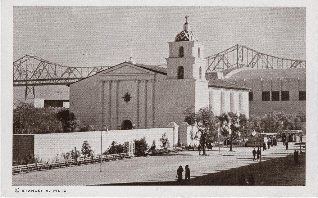 Mission Trails Building - Golden Gate International Exposition.