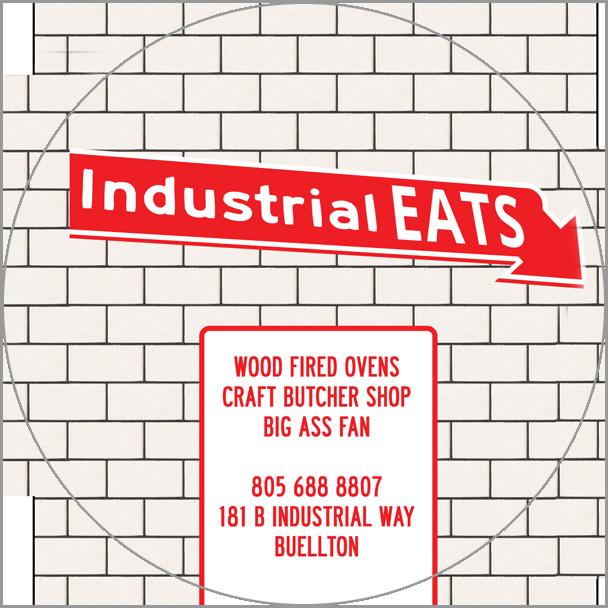Industrial Eats – Restaurant & Butcher Shop