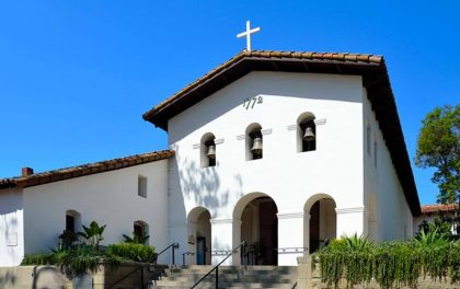 old mission san luis obispo