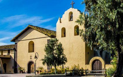 old mission santa ines
